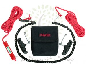 Darlac Pocket Chain Saw for Pruning Camping & Roots