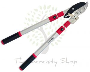 Darlac Lightweight Telescopic Ratchet Loppers