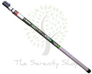 Darlac Garden Swop Top Lightweight Pole 3 Section 2.4m