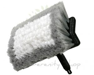 Darlac Garden Swop Top Soft Brush (For conservatory, greenhouse)