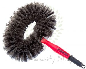 Darlac Garden Swop Top Cobweb Brush