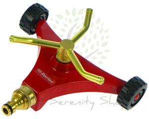 Darlac Hosepipe 3 Arm Lawn Sprinkler