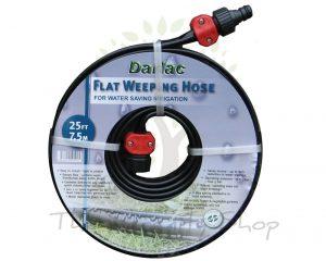 Darlac Weeping Hose / Hosepipe Irrigation - 25ft / 7.5m