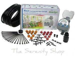 Darlac Auto Drip Irrigation Plant Watering System Kit DW750