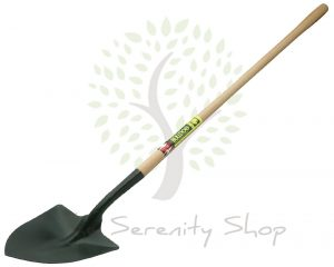 "Bulldog Premier Irish Shovel 48"" Ash Shaft Shaped"