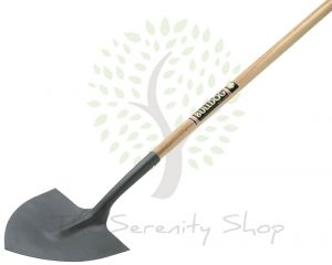 "Bulldog Premier West Country Shovel 54"" Ash Shaft"