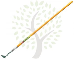 "Bulldog Premier Clarice Flower Hoe 54"" Long Ash Shaft"