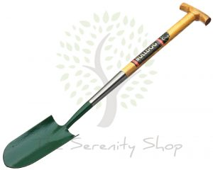 "Bulldog Premier Rabbiting /Transplant Spade 28"" Shaft"