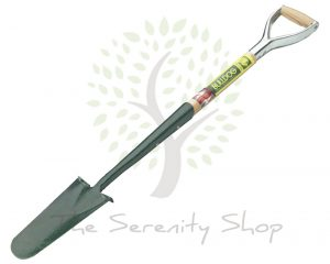 "Bulldog Premier Planting Spade Spear 28"" Ash Shaft"