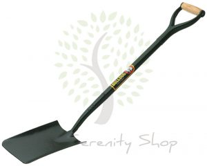 "Bulldog Premier Trench Shovel All Metal 28"" YD Handle"