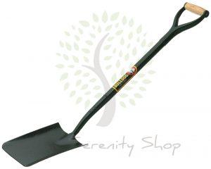 "Bulldog Premier Trench Shovel All Metal 28"" YD Handle"